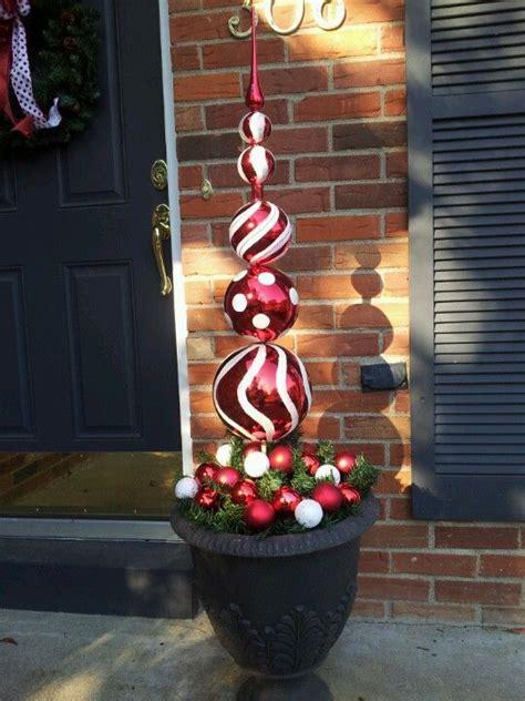 porches    christmas decorating ideas