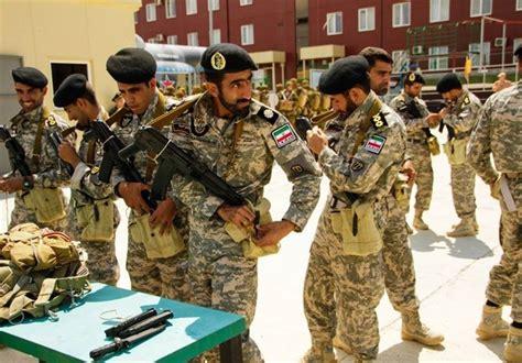 iranian commandos  russia   part  intl war