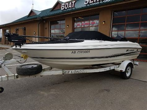 Fishing Boat For Sale In Alberta by Used Power Boats For Sale In Alberta Boats