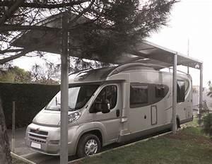 Carport Camping Car : trancheuse professionnelle ~ Dallasstarsshop.com Idées de Décoration