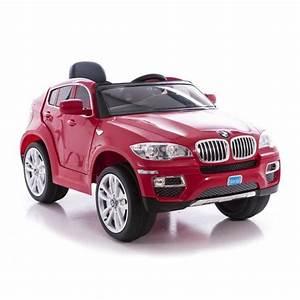 Voiture Electrique Pour 14 Ans : bmw x6 voiture lectrique enfant 12v rouge achat vente voiture enfant cdiscount ~ Medecine-chirurgie-esthetiques.com Avis de Voitures