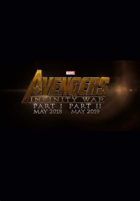 los vengadores  infinity war parte   filmaffinity