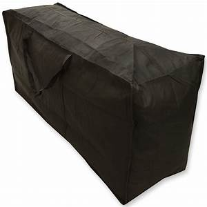 woodside furniture cushion storage bag black covers With furniture storage covers uk