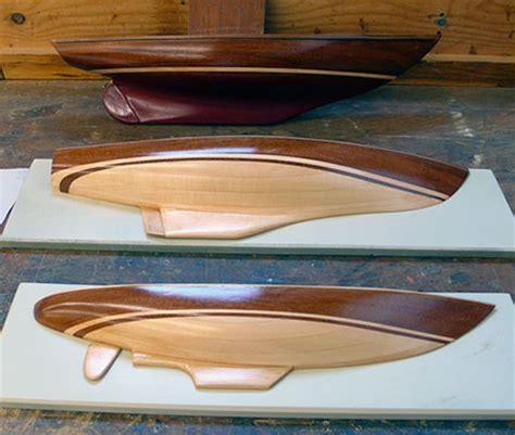Boat Half Hull Models by Building Half Models
