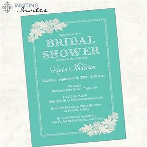 bridal shower invite bridal shower invite wording card With wedding shower invitation templates