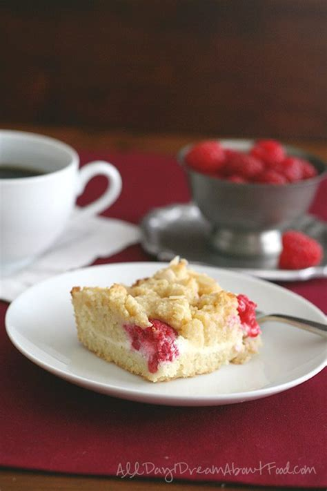 In this video, you will see how to make raspberry cream cheese coffee cake.check out my channel for more amazing recipes. Low Carb Raspberry Almond Cream Cheese Coffee Cake Recipe | All Day I Dream About Food