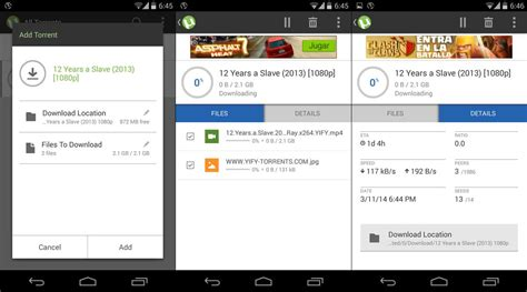 mobile torrent bittorrent and utorrent for android now completely reved