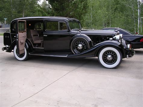 1933 Buick Series 90  Information And Photos Momentcar