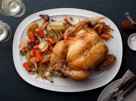 Perfect Roast Chicken Recipe  Ina Garten  Food Network