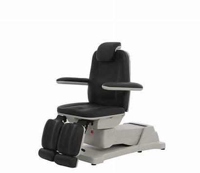Podiatry Plant Chair Folding Electric Adjustable Verona