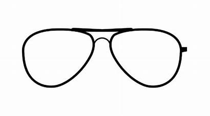 Coloring Pages Eyeglasses Super Cool