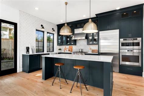 kitchen design trends  residence style