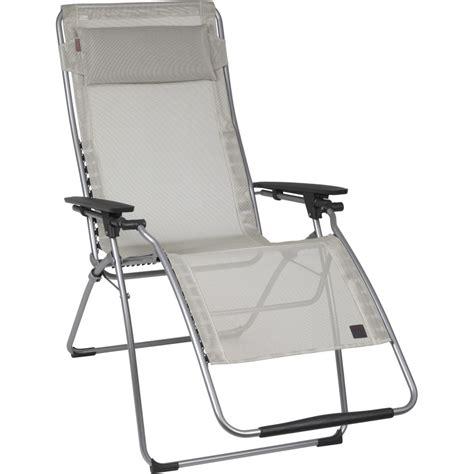 chaise longue decathlon lafuma futura clipper xl recliner backcountry com