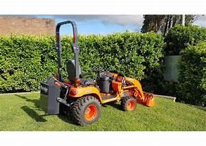 Used Kubota Bx2370 Tractors In