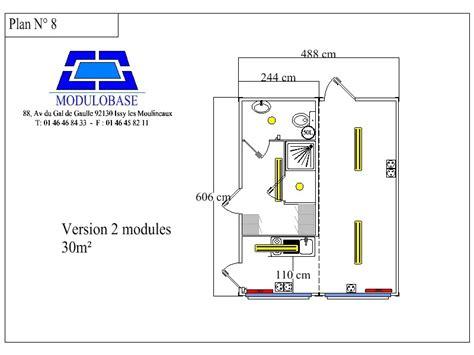 norme cuisine restaurant modulobase construction modulaire préfabriquée
