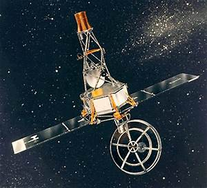 The Mariner 2 space probe