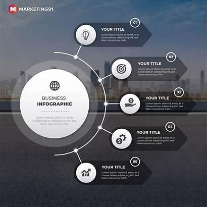 Infographic Freepik Flat Infographics Marketing Layout Templates