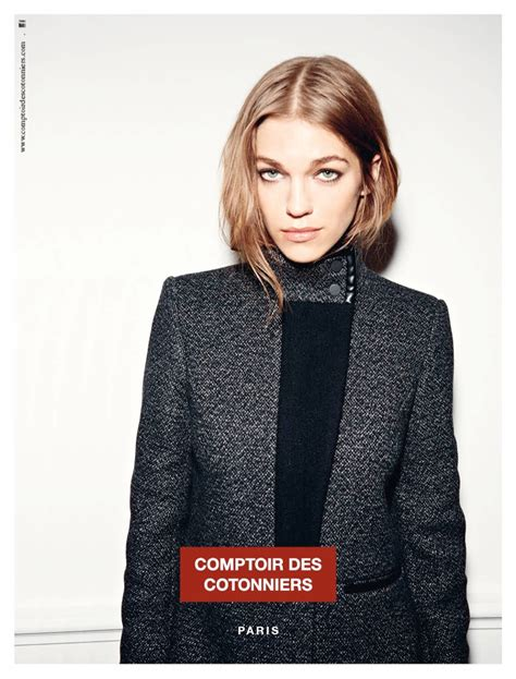 comptoir des contoniers parisian chic style in comptoir des cotonniers fall winter
