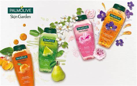 colgate palmolive skingarden on packaging of the world
