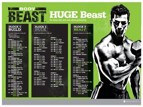 Yvon Adventures  Body Beast My Personal Review