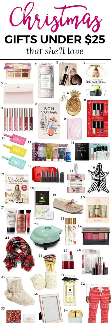 christmas gift ideas for women in their 20s gifts for 20 year sanjonmotel