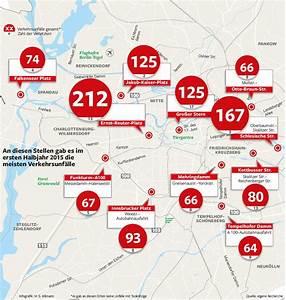 Rote Karte Berlin Lichtenberg : wo in berlin die meisten verkehrsunf lle passieren berlin aktuelle nachrichten berliner ~ Orissabook.com Haus und Dekorationen
