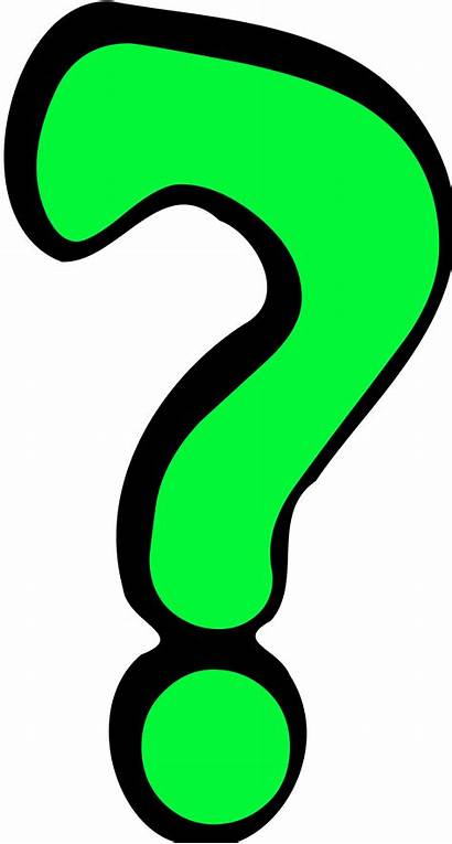 Clipart Question Mark Transparent Clipground