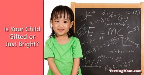 signs of a gifted child 511 | Is your child gifted or just bright