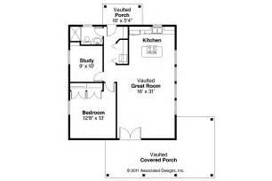 Simple Bedroom Bungalow Plan Placement by Bungalow House Plans Kent 30 498 Associated Designs