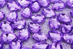 Purple Gemstones List