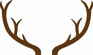 Transparent Reindeer Antlers | www.imgkid.com - The Image ...