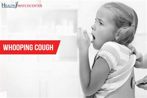 whooping cough health  center