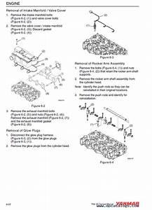 Jcb Yanmar Tnv Series Industrial Engines Service Manual Pdf