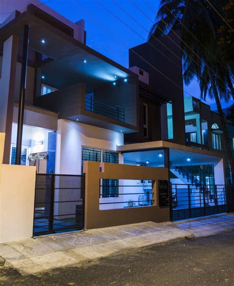 kaushiks residence   plot size   ashwin architects archello