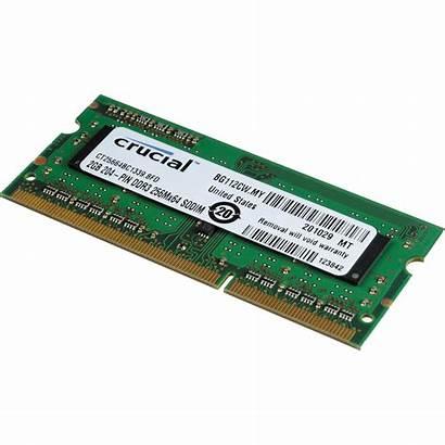 Memory Sodimm Laptop Crucial 2gb Module Less