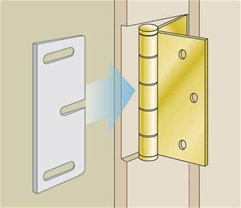 door hinge shims plastic hinge shims homebuilding