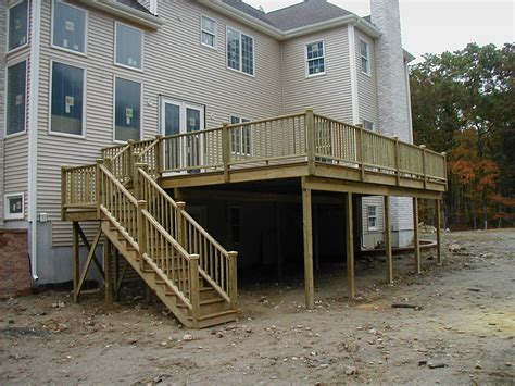 type of house deck house