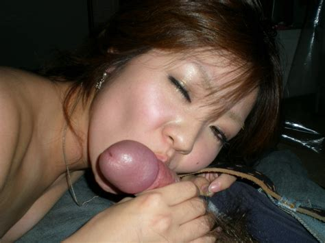 Japanese amateur suck cock and squeeze her tits | Asian Sex