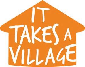 It Takes a Village Logo