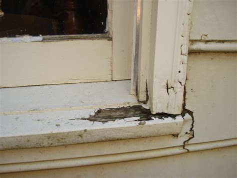 Recommend Someone To Repair Rotted Window Sills?