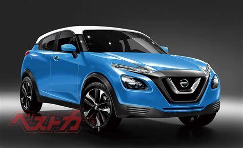 2019 Nissan Juke (render) Msblog