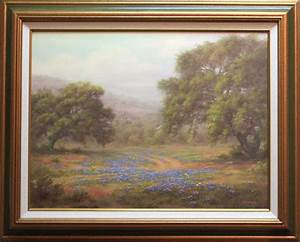 Original signed oil painting by Nelson Rhodes