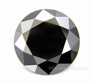 Round Cut Loose Black Diamond Online For Sale At Wholesale ...