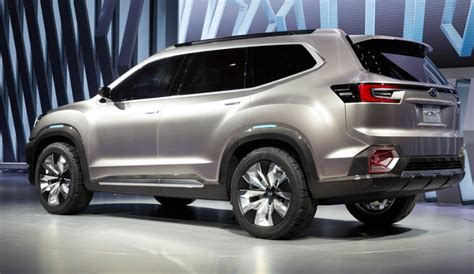 subaru ascent price release date performance specs