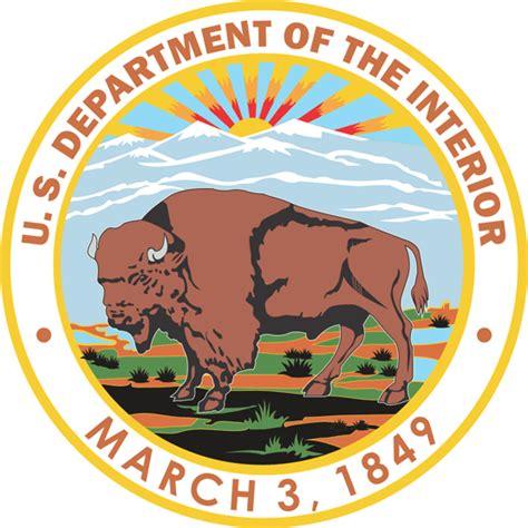 united states department of the interior bureau of indian affairs united states department of the interior logo vectors like