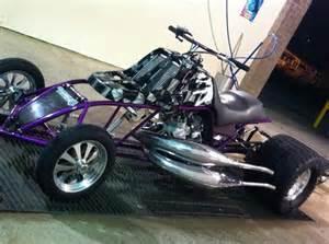 Custom Yamaha Drag Banshee