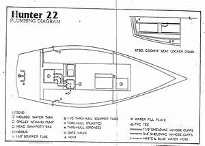 This Old Boat - Restoring A Sloop-rigged Hunter 22 U0026 39  Sailboat