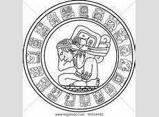 Vector Maya Symbol Vector & Photo Bigstock