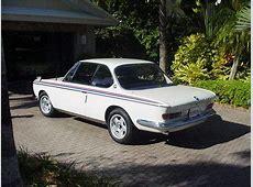 1967 BMW 2000 CS COUPE 21957