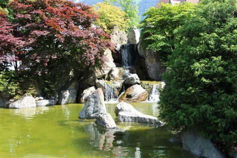 Japanischer Garten Aufbau by Japanischer Garten Gr 252 Nlandstaudenhof